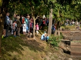 V Rožmitále slavili myslivci i rybáři (62)