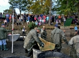 V Rožmitále slavili myslivci i rybáři (75)