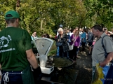 V Rožmitále slavili myslivci i rybáři (80)