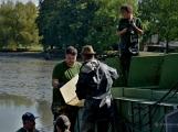 V Rožmitále slavili myslivci i rybáři (42)