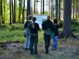 Vojenské lesy otevřely v Brdech naučnou stezku, která představuje minulost i budoucnost brdské přírody (76)