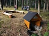 Vojenské lesy otevřely v Brdech naučnou stezku, která představuje minulost i budoucnost brdské přírody (78)