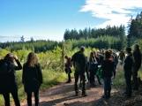 Vojenské lesy otevřely v Brdech naučnou stezku, která představuje minulost i budoucnost brdské přírody (63)