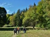 Vojenské lesy otevřely v Brdech naučnou stezku, která představuje minulost i budoucnost brdské přírody (39)