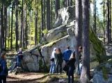 Vojenské lesy otevřely v Brdech naučnou stezku, která představuje minulost i budoucnost brdské přírody (12)