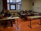 Studentky příbramského gymnázia prožily rok v Dijonu (1)