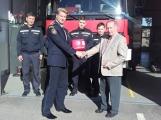 Profesionální hasiči ze Sedlčan mohou zachránit život při náhlé srdeční příhodě (8)