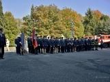 V Zalužanech uvítali hasiči novou Scanii (39)