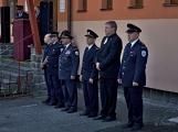 V Zalužanech uvítali hasiči novou Scanii (38)
