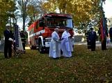 V Zalužanech uvítali hasiči novou Scanii (58)