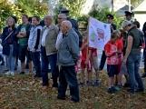 V Zalužanech uvítali hasiči novou Scanii (54)