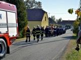 V Zalužanech uvítali hasiči novou Scanii (51)