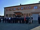 V Zalužanech uvítali hasiči novou Scanii (10)