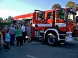 V Zalužanech uvítali hasiči novou Scanii (7)