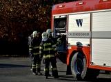 V Zalužanech uvítali hasiči novou Scanii (25)