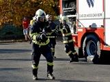 V Zalužanech uvítali hasiči novou Scanii (24)