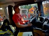 V Zalužanech uvítali hasiči novou Scanii ()