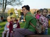 Bezvětří rozhýbalo děti i dospělé (3)
