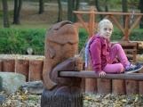 Bezvětří rozhýbalo děti i dospělé ()