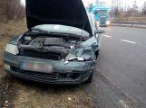 Hned za vjezdem na dálnici D4 došlo k hromadné nehodě (2)