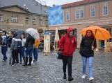 Celodenní program k oslavám výročí vzniku ČSR provázela nepřízeň počasí (1)