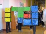 """Na """"gymplu"""" zvítězil halloweenský Tetris (17)"""