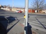 U Kauflandu probíhá aktivní výměna světelné signalizace ()