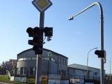 U Kauflandu probíhá aktivní výměna světelné signalizace (4)