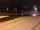 Aktuálně: Silnice pokryl sníh a náledí, komplikace v dopravě sledujeme ON-LINE (9)