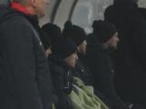 Polonahým fanouškům Baníku v Příbrami zima nebyla (15)
