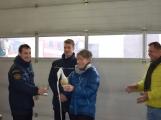 Profesionální hasiči z Dobříše dostali nový přívěs pro záchranný člun (5)
