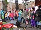 Děti zazpívaly vánoční písně, rodiče byli dojatí (6)