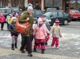 Páteční den patřil na náměstí převážně dětem (21)