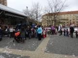 Páteční den patřil na náměstí převážně dětem (22)