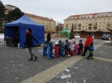 Páteční den patřil na náměstí převážně dětem (23)