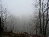 Bláto nebo sníh, na Třemšín se chodí na Nový rok vždy (32)
