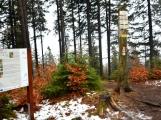 Bláto nebo sníh, na Třemšín se chodí na Nový rok vždy (1)