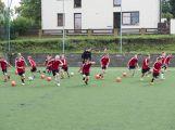 Na Spartaku trénují mladí fotbalisté, mají svůj letní kemp (5)
