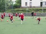 Na Spartaku trénují mladí fotbalisté, mají svůj letní kemp (4)