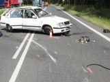 Prázdniny na silnicích: Vážná zranění během několika dní ()