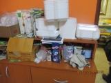 Asijské bistro v Březnici úklid moc neřešilo ()
