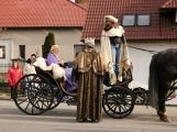Masopust Milín 2016 - Král Karel IV (26)