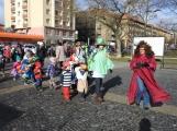 Děti z mateřinek roztančily náměstí (51)