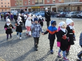 Děti z mateřinek roztančily náměstí (34)