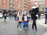 Děti z mateřinek roztančily náměstí (8)