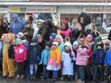 Děti z mateřinek roztančily náměstí (44)