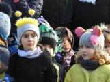 Děti z mateřinek roztančily náměstí (20)