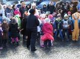 Děti z mateřinek roztančily náměstí (27)