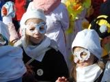 Děti z mateřinek roztančily náměstí (1)