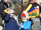 Děti z mateřinek roztančily náměstí (14)